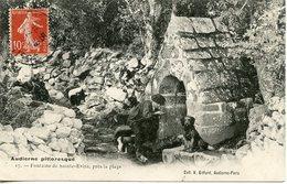 Audierne Pittoresque - 17- Fontaine De Sainte-Evète . - Audierne