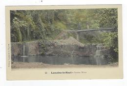 CPA 34 Lamalou Le Haut Source Moïse - Lamalou Les Bains