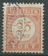Inde Neerlandaise - Taxe , Yvert N° 30 Oblitéré   - Po60829 - Niederländisch-Indien