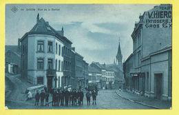 * Dison (Liège - Luik - La Wallonie) * (SBP, Nr 14) Rue De La Station, Belle Animation, Patisserie, Enfants, église, TOP - Dison