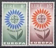 IRLAND 167-168, Postfrisch **, Europa CEPT 1964 - 1949-... Repubblica D'Irlanda