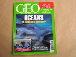 GEO Magazine N° 306 Géographie Voyage Monde Océans Continent Vendé France Bocage Iles Mer Inde Petite Russie Alaska - Tourisme & Régions