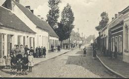 +++ CPA - SINT GILLIS WAAS - 'S Heerenstraat - Carte Animée   // - Sint-Gillis-Waas