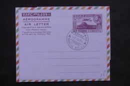ETHIOPIE - Aérogramme Oblitéré En 1954 - L 24734 - Ethiopie