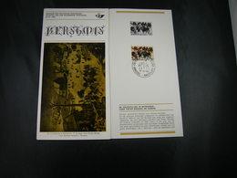 "BELG.1969 1517 FDC Folder NL (Brussel) : "" Kerstmis "" - 1961-70"