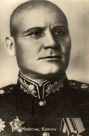 MARECHAL KONIEV / COMMANDANT DU 1e FRONT D'UKRAINE - Guerra 1939-45