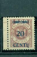 Memel, Nr. 171 A I Postfrisch ** Geprüft Klein VP - Memelgebiet