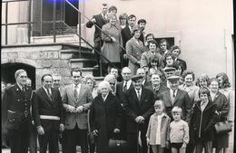WATERVLIET    FOTO 1973  15 X 9 CM  -  GOUDEN BRUILOFT   ELIAS ,, - Sint-Laureins