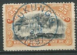 Congo Belge      - Yvert N °  21 Oblitéré    Po 60920 - Belgisch-Kongo