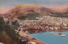 AN04 Monaco, Palais Du Prince, La Condamine, Le Port - La Condamine