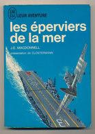LES EPERVIERS DE LA MER - Livres