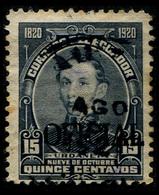 """1920 Ecuador """"Official"""" - Ecuador"""