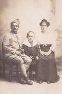 PHOTO DE FAMILLE/CARTE PHOTO (dil380) - Uniformes