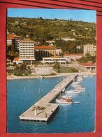 Piran Portorož / Pirano Portorose: Flugaufnahme? Hotel Palace / Nachgebühr / Nachporto Nachtaxiert 8344 Bad Gleichenberg - Slowenien