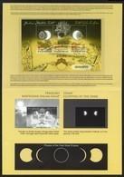Indonesia 2016 / Astronomy Total Solar Eclipse MNH Astronomia - Indonesia