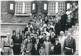 ZOMERGEM BEKE   FOTO 1973  14 X 9 CM  -  GOUDEN BRUILOFT  V.D. WIELE - Zomergem