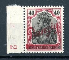 Danzig MiNr. 38 A Postfrisch MNH Kurzbefund Gruber (xxx - Dantzig