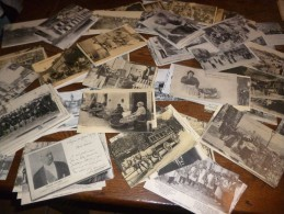 ATTENTION:  Reproductions Cartes Postales Environs 270 -cartes D'autrefois-GB-CECODI-CEE-CARON BIGOT-ATLAS - Postcards