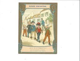 RONDE ENFANTINE AS TU VU LA CASQUETTE       *****   A   SAISIR  ***** - Fairy Tales, Popular Stories & Legends