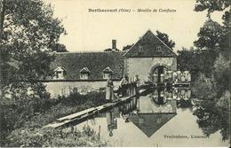 60 - Berthecourt - Moulin De Conflans - Francia