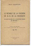 PONTIVY - N.D.DE LA HOUSSAYE - Monographie De René COUFFON - Edition Les Presses Bretonnes - Bretagne