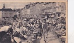 COPENAGHEN THE FISH MARKET AT GAMMELSTRAND VG  AUTENTICA 100% - Danimarca