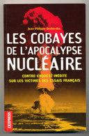 LES COBAYES DE L'APOCALYPSE NUCLEAIRE - Livres