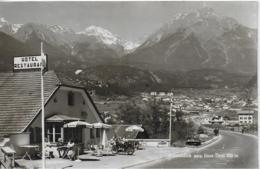 AK 0183  Gasthof Neuner - Ausblick Gegen Imst / Verlag Neumair Um 1960 - Imst