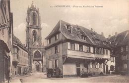¤¤   -   SELESTAT    -  SCHLESTADT   -  Place Du Marché Aux Poissons  -   ¤¤ - Selestat