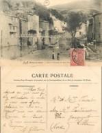 [501279]France  - (11) Aude, Rennes Les Bains, Chaussée, Pont - France