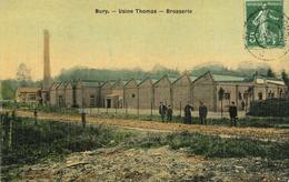 60 - Bury - Usine Thomas - Brosserie - Otros Municipios