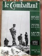 "Revue ""Combattant D INDOCHINE"" N°42 1955 - Frans"