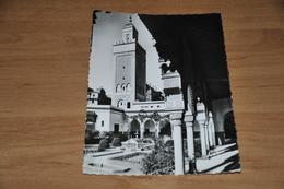 8127-   INSTITUT MUSULMAN, MOSQUEE DE PARIS, COUR D'HONNEUR - Islam