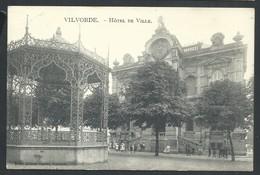 +++ CPA - VILVOORDE - VILVORDE - Hôtel De Ville - Kiosque   // - Vilvoorde