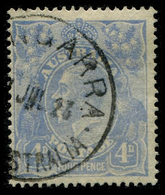 1922 Australia - 1913-36 George V: Heads