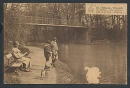 +++ CPA - VILVOORDE - VILVORDE - Vue Du Parc - Pont Suspendu    // - Vilvoorde