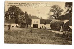 CPA - Carte Postale Belgique-Waterloo- Champ De Bataille: Ferme De Hougoumont -VM1317 - Waterloo