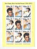 Gambia 1993 Elvis Presley Sheet MNH - Gambia (1965-...)