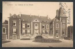 +++ CPA - CINEY - Château De La Haute   // - Ciney
