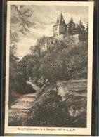 40422154 Burg Frankenstein Bergstrasse Burg Frankenstein Bergstrasse Feldpost X - Deutschland