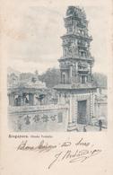 Singapour Singapore Hindu Temple - Singapour