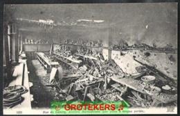 Guerre 14-18 PARIS Le Bombardement Rue De Lancry, Ateliers Barbedienne - Oorlog 1914-18