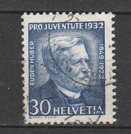 SVIZZERA  Us  1932   MI  265  -   Vedi Foto ! - Svizzera