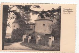 NÖ. Schloss Rappottenstein, Eingangstürme, Feldpost - Österreich