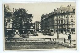 Kobenhavn Frederiksberg Allegadekrydset ( Tram ) - Denmark