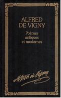 Alfred De Vigny - Poèmes Antiques Et Modernes - Relié - Poésie