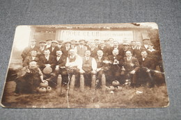 Lodelinsart,ancienne Photo,Boul Club ,format Carte Postale - Photos