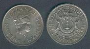 Brunei, 50 Sen 1983, Unzirkuliert - Brunei