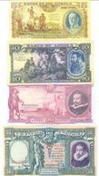 Angola 6 Note Set 1944 (COPY) - Angola