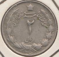 @Y@  Iran / Perzié  2 Rials   1350     (1303) - Iran